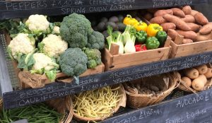 Vegetables to inspire you to make great soup!