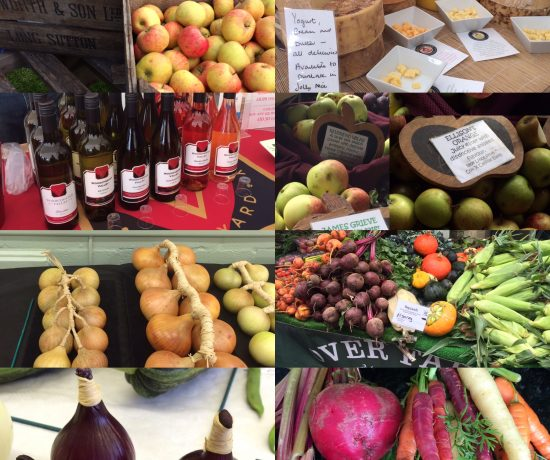 Gloucestershire is just bursting with amazing produce