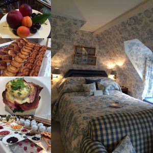 Le Manoir au Quat' Saison: impeccable food. services and style