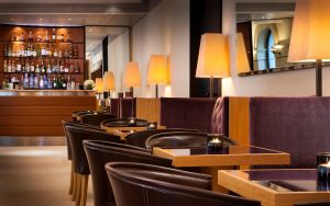 The Bar at the Halkin - ready for tea?