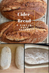 Create fabulous cider bread loaves with my easy to follow recipe