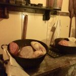 Bread in the kitchen, SS Great Britain