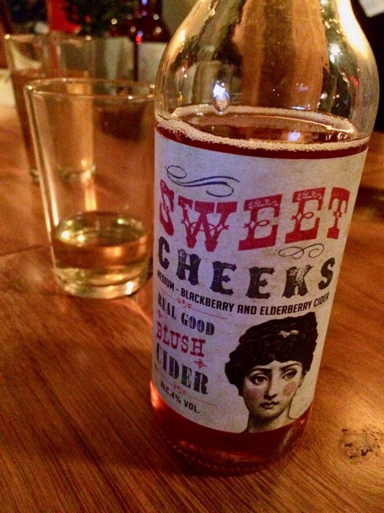 Sweet Cheeks blush cider