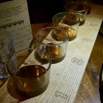 Our cider tasting board