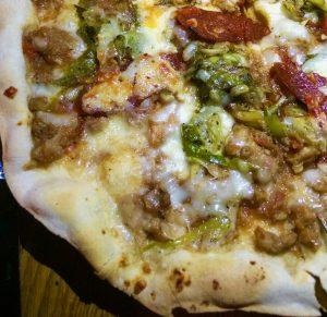 Ol Thumper Pizza