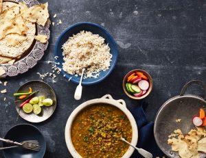 Mung Been Curry from Mira Manek's Saffron Soul