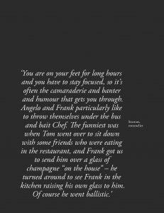 Seamus at Restaurant Story