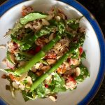 Quick and Easy Asparagus Salad