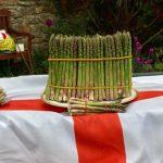 120 asparagus spears known as a hundred