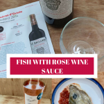 White wish with rose wine recipe