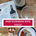 White wish with rose wine recipe