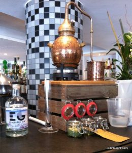 Seaside gin proved so popular that it went into full production after its first small batch