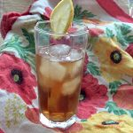 Robert Fortune Iced tea
