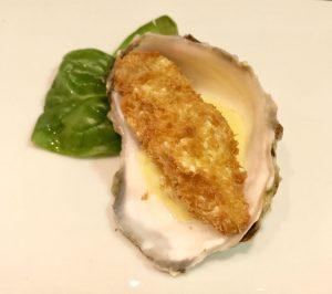 My Crispy Oyster - the Old Passage, Arlingham
