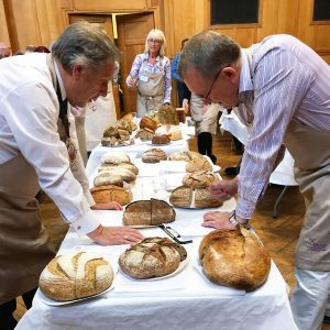 Time for deliberation at the World Bread Awards