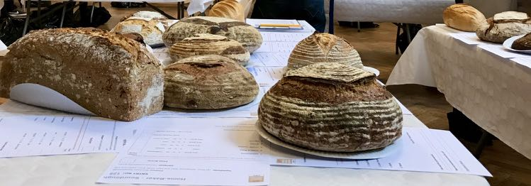 Sourdough in the Home Baker Category World Bread Awards