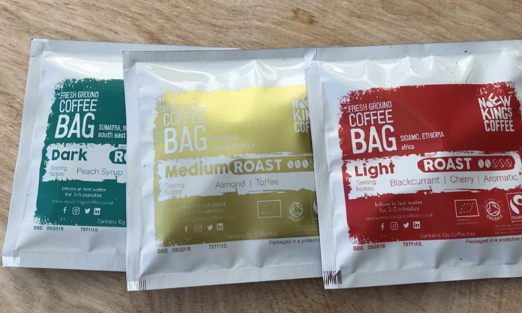 New Kings Coffee Bags