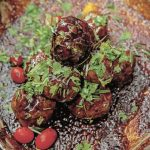 A delicious coffee recipe - Curry Meat Balls, Quarry Books, an imprint of The Quarto Group