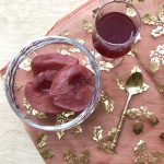 Read to eat the mulled wine pears?