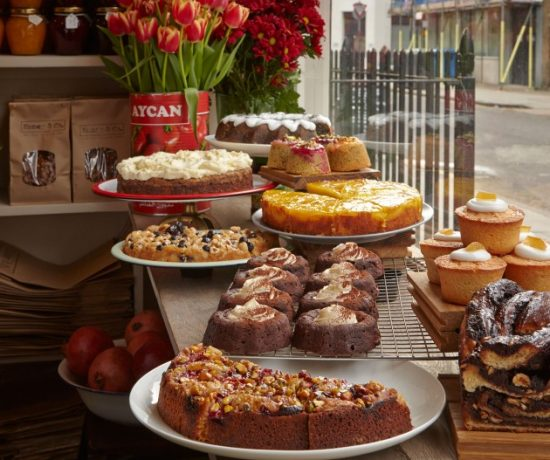 Honey & Co Cakes by Patricia Niven
