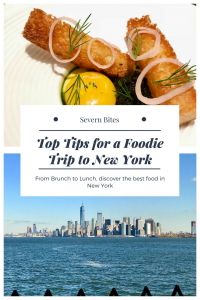 Top Tips for a Food Trip to New York