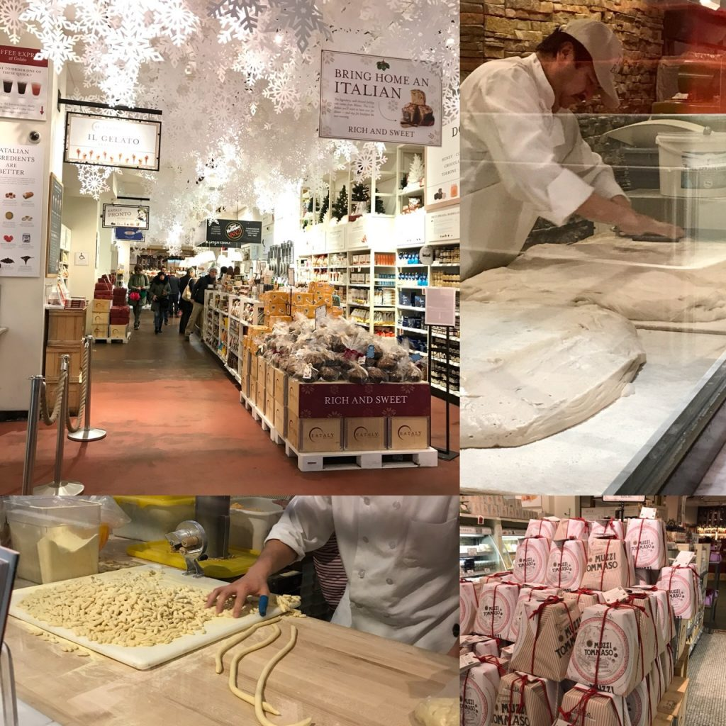 Eataly, Flatiron District