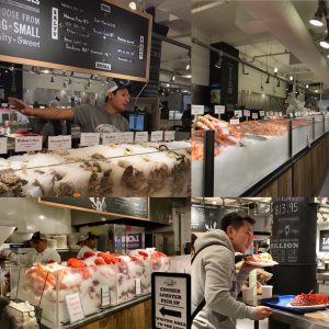 The Lobster Place, Chelsea Market