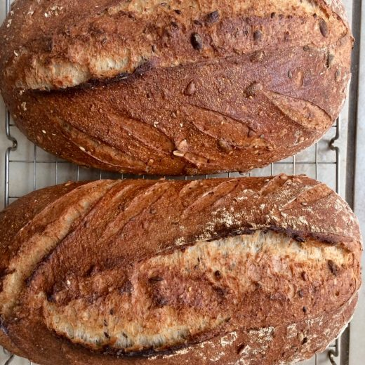 Bake Better Bread: Autolyse