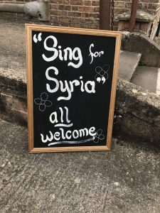 Sing for Syria