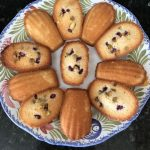 Ready to eat the Madeleines
