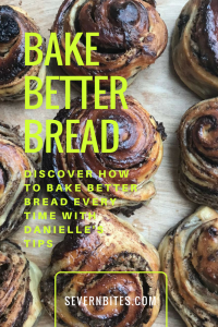 A series of articles on tips to bake better bread