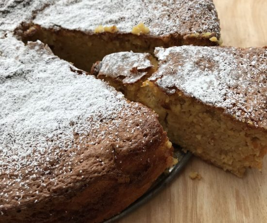 The Orange and Almond Cake