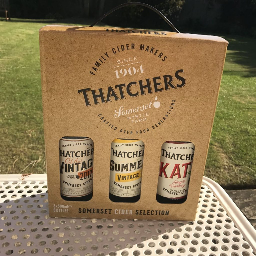 Premium Cider from Thatchers