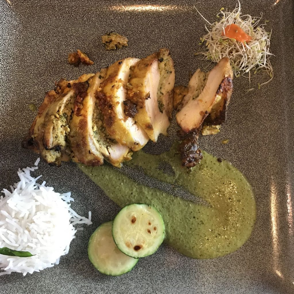 Tulsi Murgh - Basil Chicken