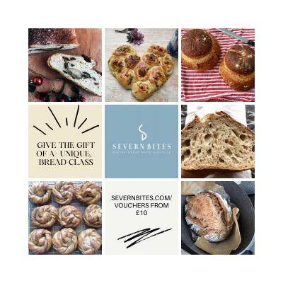 Buy a breadmaking voucher