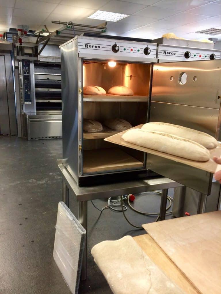The Brook Foods test kitchen