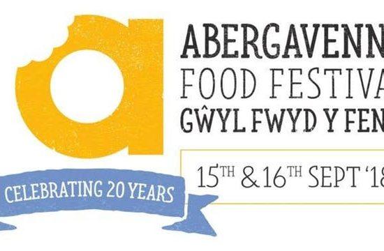 Abergavenny Food Festival Logo