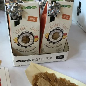 Coconut thins from Shores of Africa