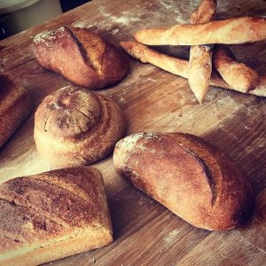Learn to bake some beautiful bread