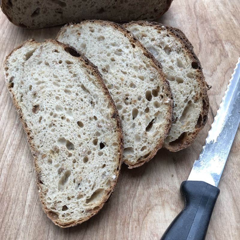 Adding PF can give your bread a great texture