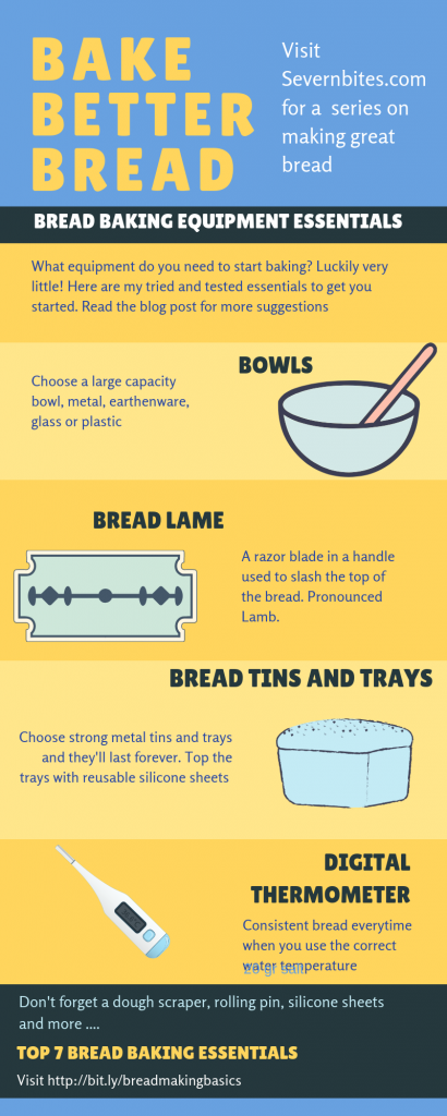 Bake better bread: bread baking essentials