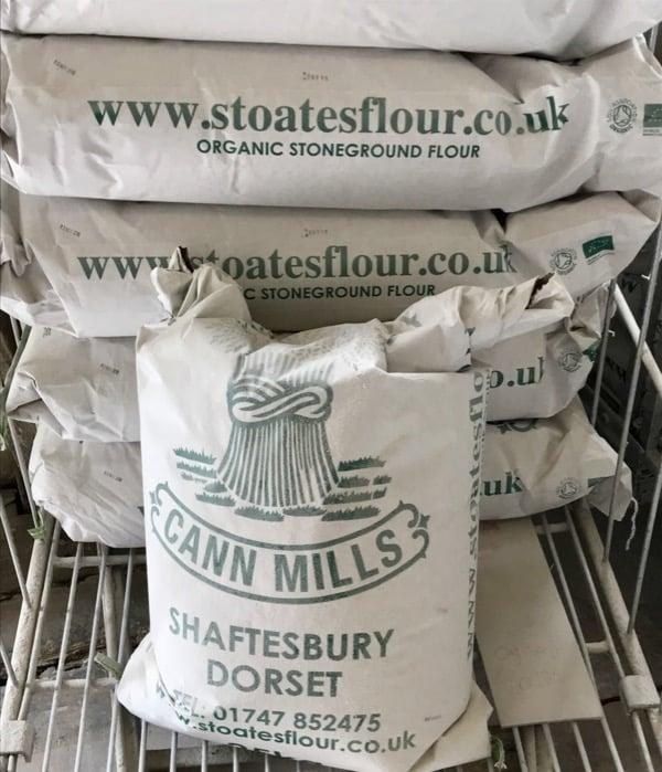 Cann Mill Flour