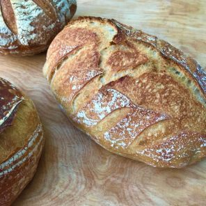 Simple Sourdough Class