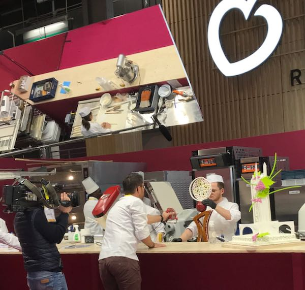 Bakery World Cup Europain