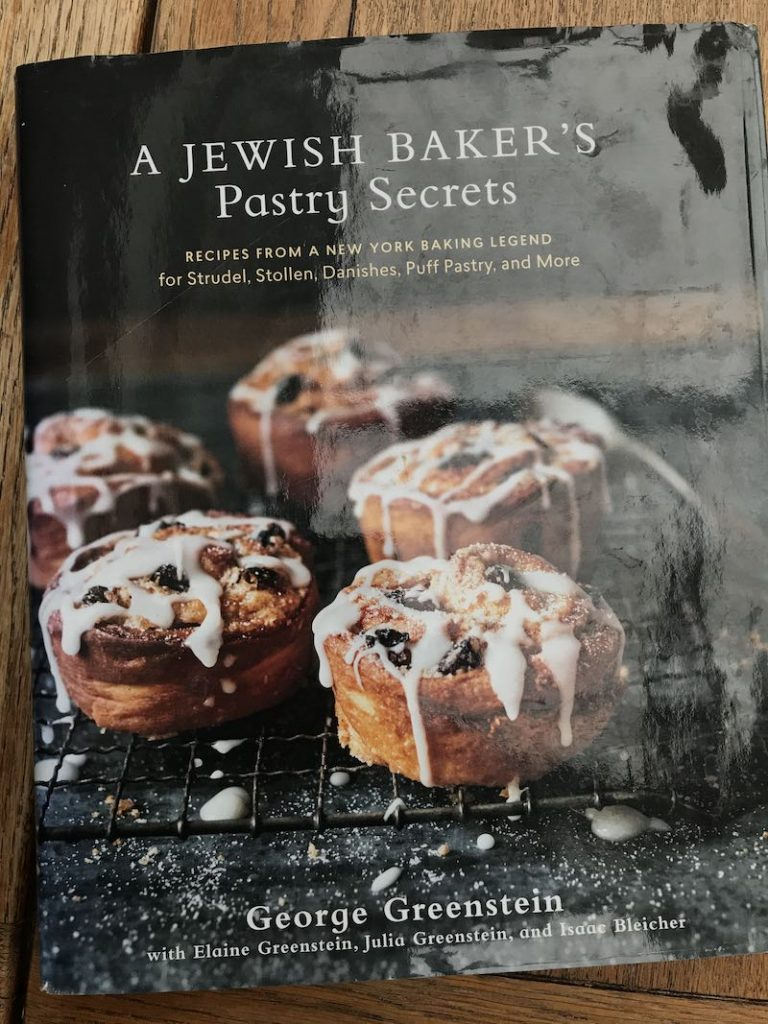 A Jewish Bakers Pastry Secrets Cookery Book