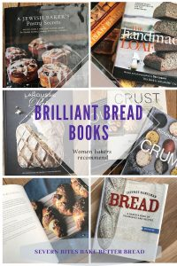Brilliant bread cookbooks