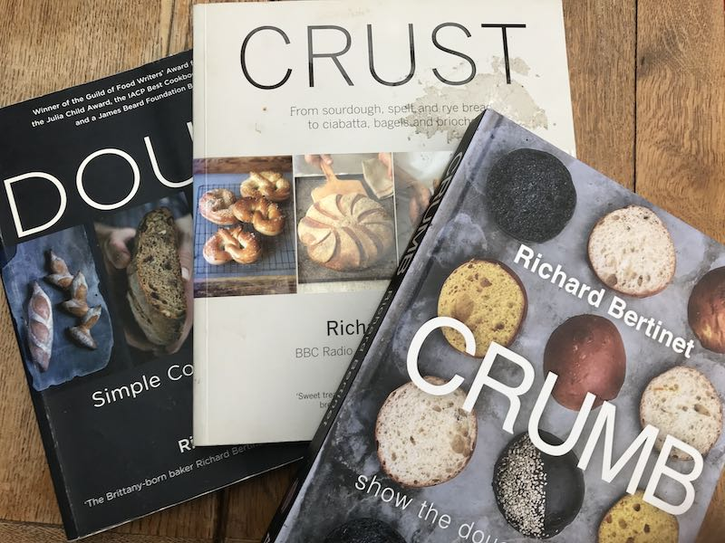 Dough, Crust and Crumb Richard Bertinet