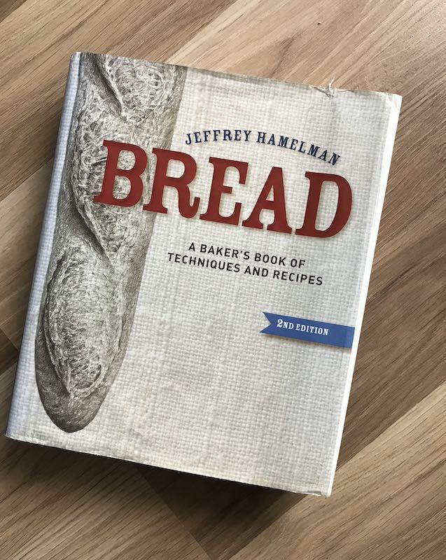 Jeffrey Hamelman Bread book