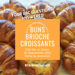 Bread Chat September 2021