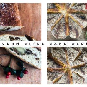 Baking for Halloween and Christmas